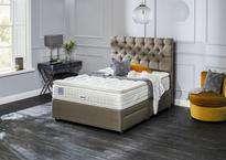 Relyon Ullswater Natural Silk 2900 Pillow Top Mattress Super King