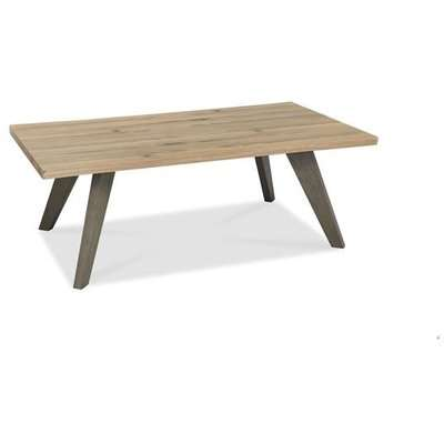 Bentley Cadell Aged Oak Rectangular Coffee Table