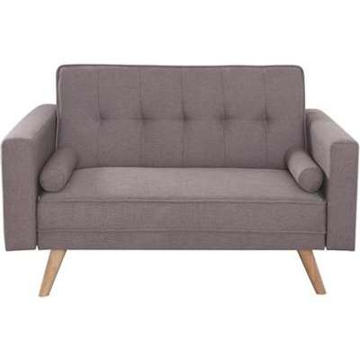 Birlea Ethan Medium Sofa Bed Grey