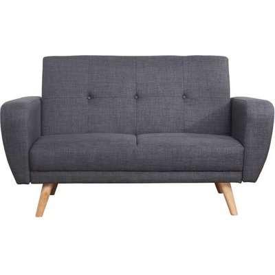 Birlea Farrow Medium Sofa Bed Grey