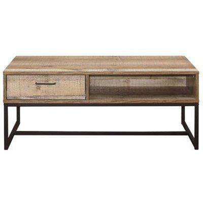 Birlea Urban 1 Drawer Coffee Table Rustic