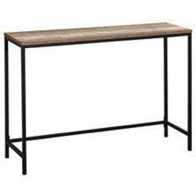 Birlea Urban Console Table Rustic