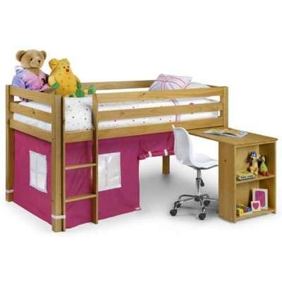 Julian Bowen Wendy High Sleeper Tent / Pink