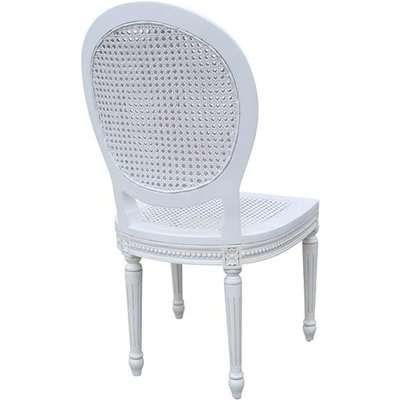 Maison Reproductions Chateau Rattan Dining Chair