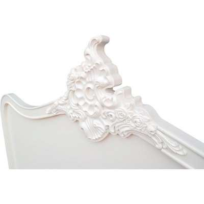 Maison Reproductions French Headboard / Cream / Double