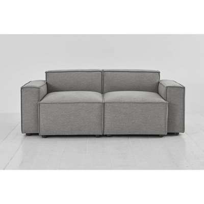 Swyft Model 03 2 Seater Sofa - Shadow Linen