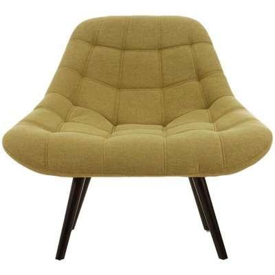 Teddy's Collection Steve Linen Green Armchair