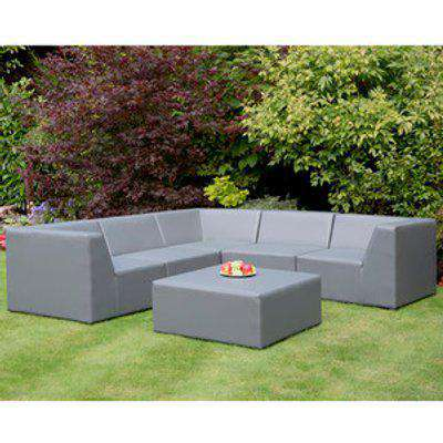 Amsterdam Modular Corner Sofa Collection - Grey