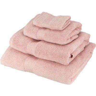 Bath Sheet Deluxe Petal Pink - Face Cloth