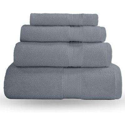 Bath Towel Deluxe - Quick Silver