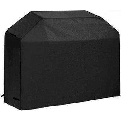 BBQ Grill Cover for Outdoor - Black / XL