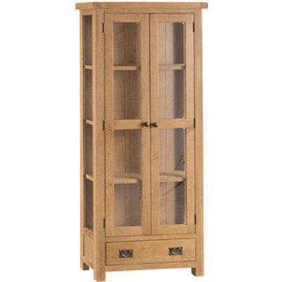 Bisbrooke Country Filing Cabinet - Medium Oak
