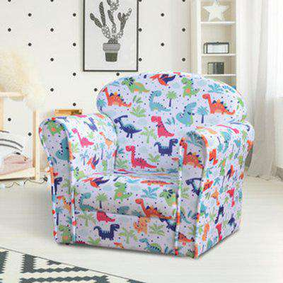 Children Armchair Kids Sofa  - Multicolored
