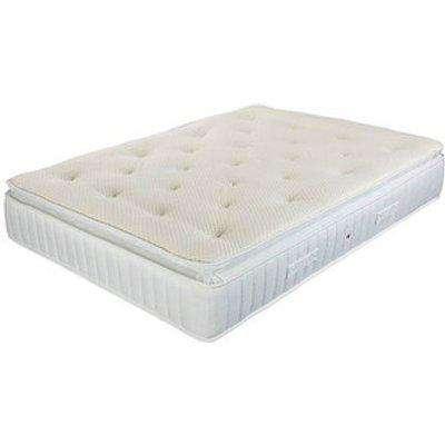 Clovelly Luxury Mattress - White / Small Double