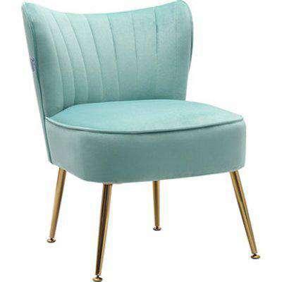 Cocktail Chair - Cyan