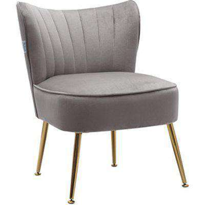 Cocktail Chair - Light Grey