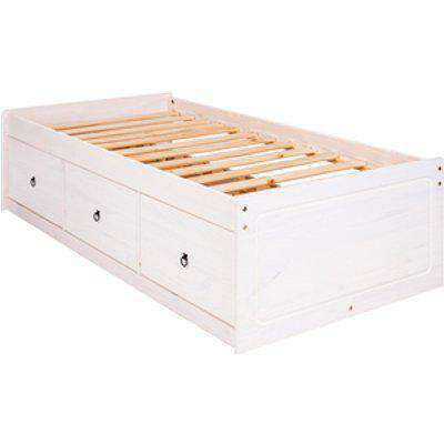 Corona Cabin Bed - White