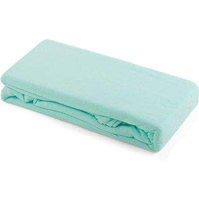 Cot Cotton Duvet Cover  - Mint