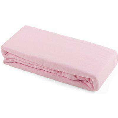 Cot Cotton Duvet Cover  - Pink