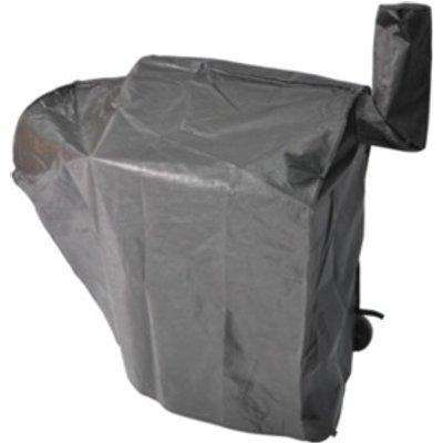Cover for Houston Smoker BBQ Grill - Black