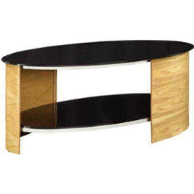 Curve Coffee Table - Oak