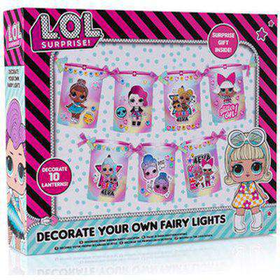 Decorate Your Own Fairy Lights