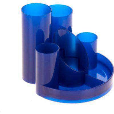 Desk Tidy Blue - Blue