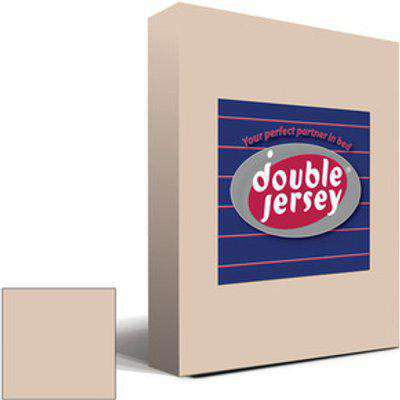 Double Jersey Fitted Bedsheet Single - Camile