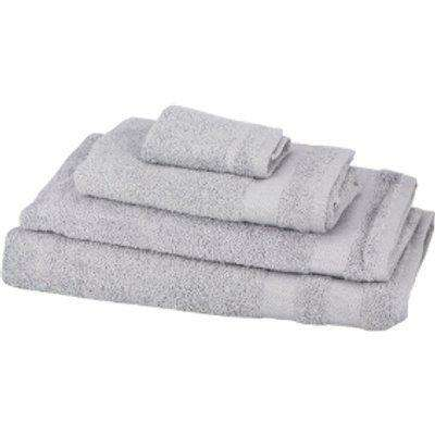 Egyptian Cotton Bath Sheet - Silver