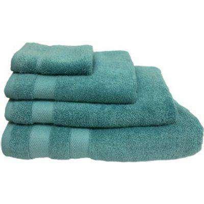 Egyptian Cotton Face Cloth - Lagoon