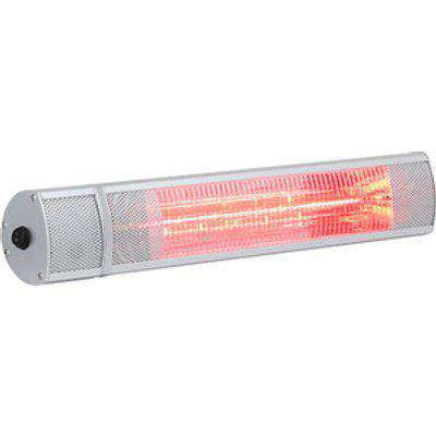 Electric Patio Heater - White