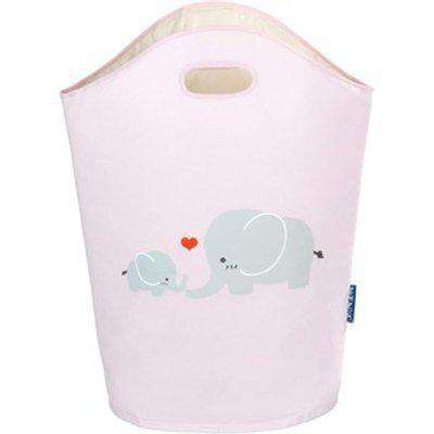 Elli Elephant Childrens Laundry Bag - Pink