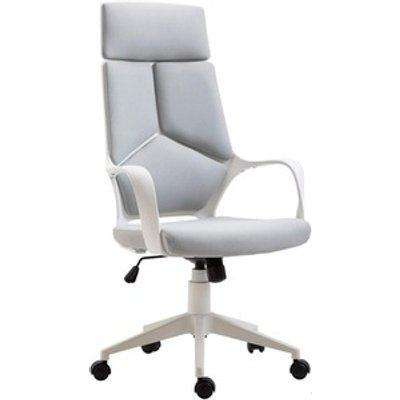 Ergonomic High Back Office Chair - grey
