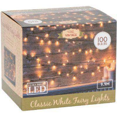 100 Fairy Lights - Classic White