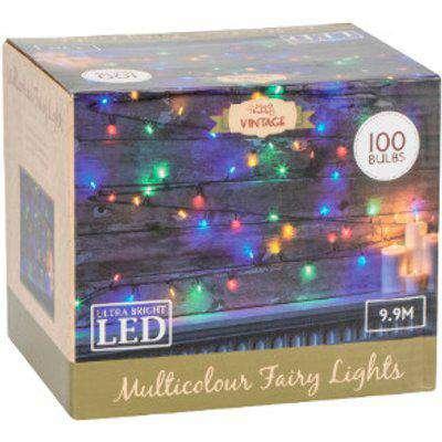 100 Fairy Lights - Multicolour
