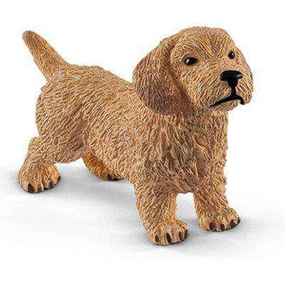 Farm World Dachshund Dog Toy Figure