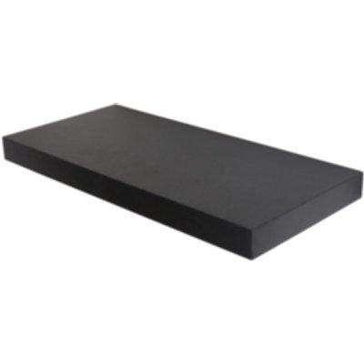 Floating Shelf Kit  - Black / 50cm