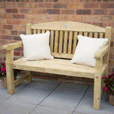 Forest Harvington Outdoor Bench - 152cm