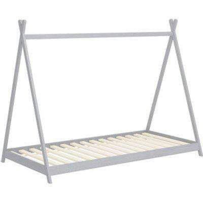 Funny House Bed Frame - Grey