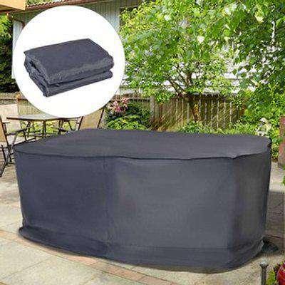 Garden Set Waterproof Furniture Cover - Grey