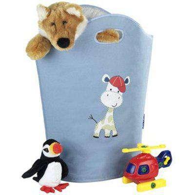 Gerry Giraffe Childrens Laundry Bag - Blue