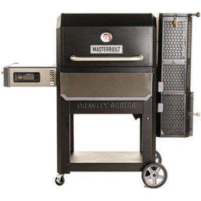 Gravity Series 1050 Digital Charcoal BBQ and Smoker - Black