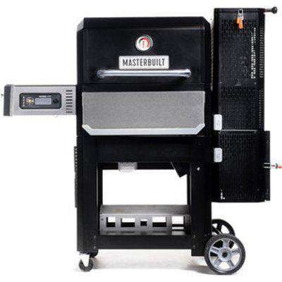 Gravity Series 800 Digital Charcoal BBQ, Griddle and Smoker - Black