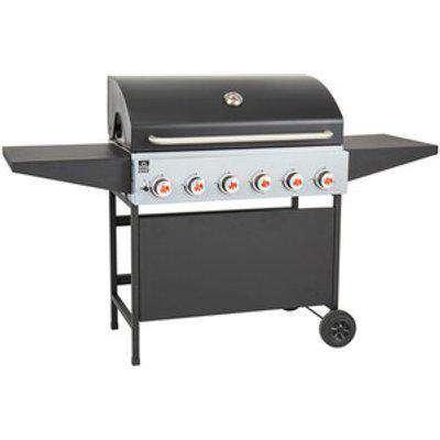 Grill Chef 6.0 Burner Gas Barbecue