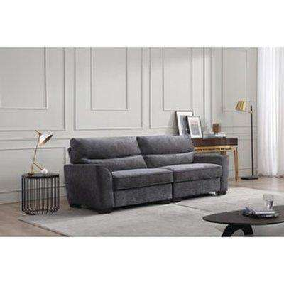 Hamilton 4 Seater Sofa - Charcoal / 4