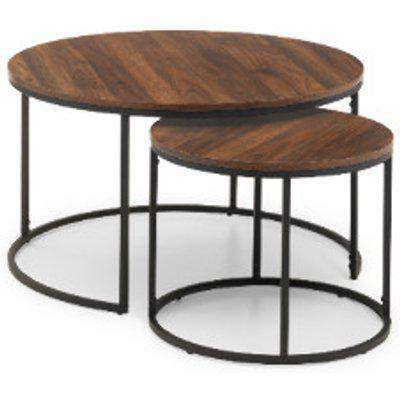 Hanley Round Nesting Coffee Table