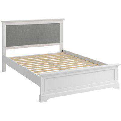 Harringworth Wooden Bed - Classic White / King