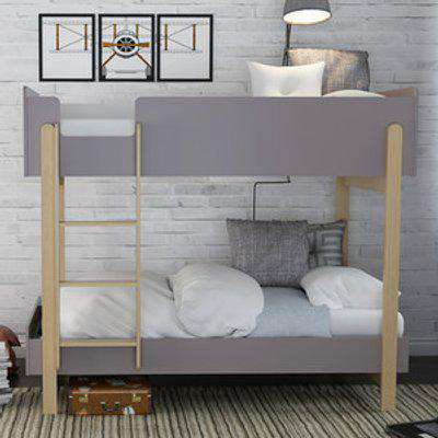 Hero Bunk Bed  - Grey