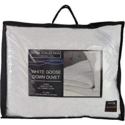 Hotel Collection Goose Down Duvet - Double