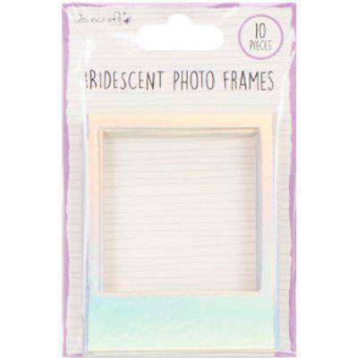 Dovecraft Iridescent Photo Frames